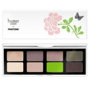 Butter London & Pantone Eyeshadow Palette NIB!
